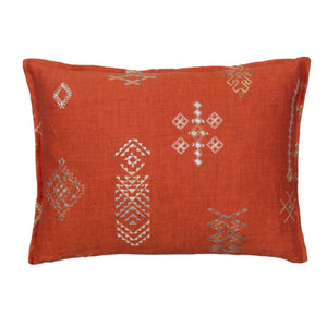 Tumbleweed Vermillon Pillow