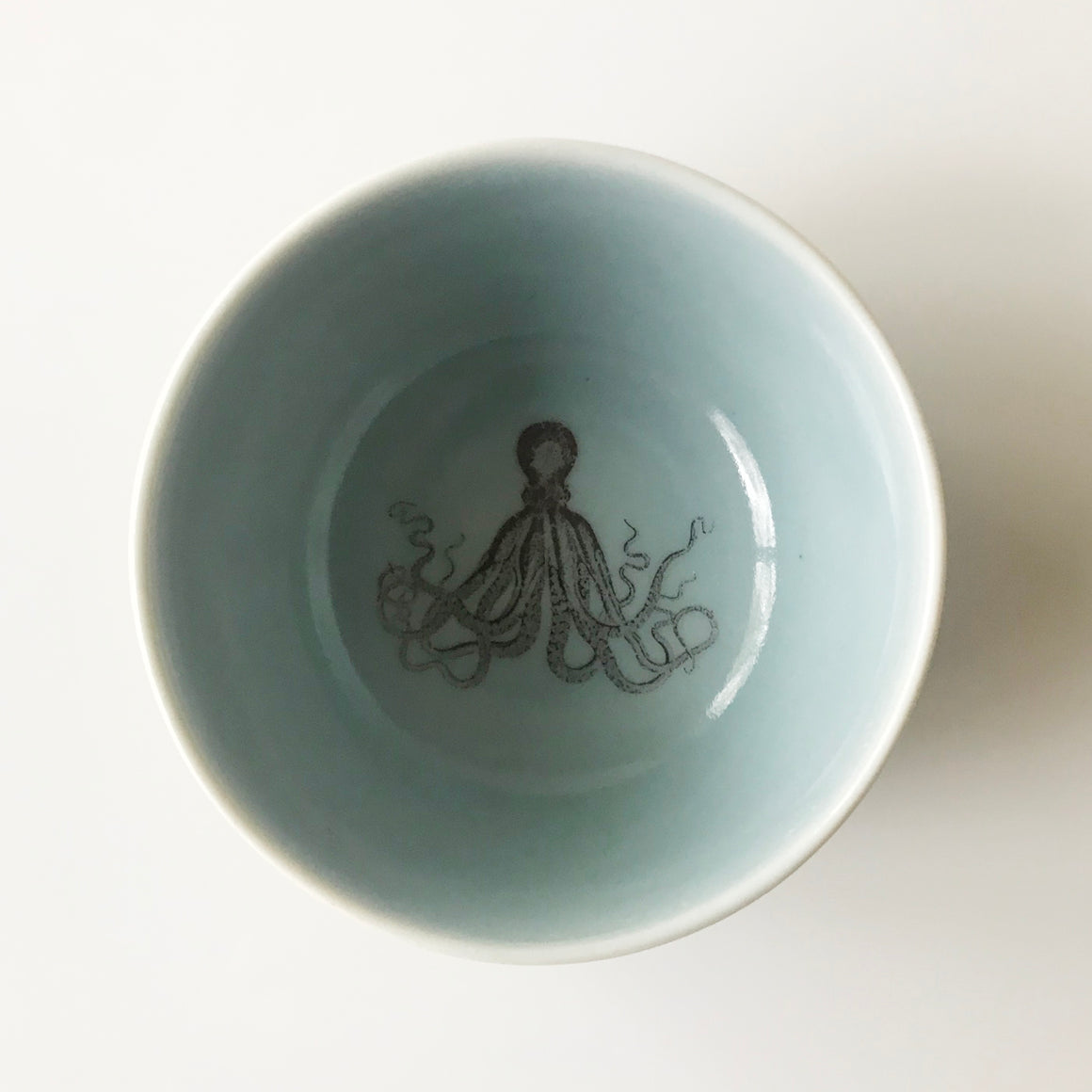 Tiny Octopus Bowl (Ocean) - KESTREL