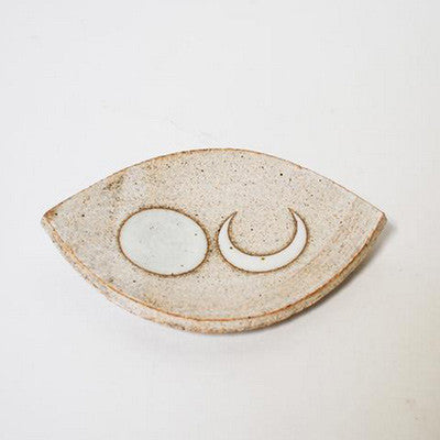 Small Eye Slab Dish - Wink