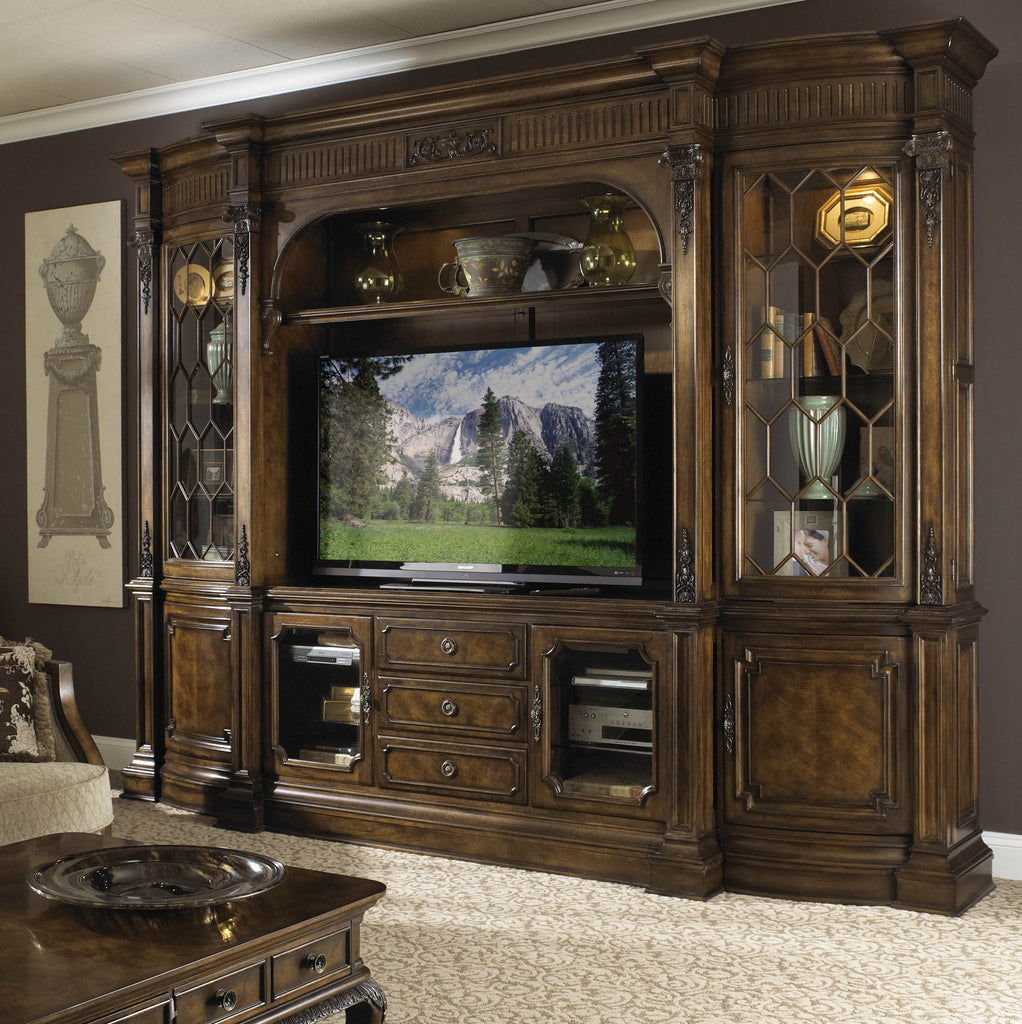 Belvedere Grand Entertainment Unit | Fine Furniture Design