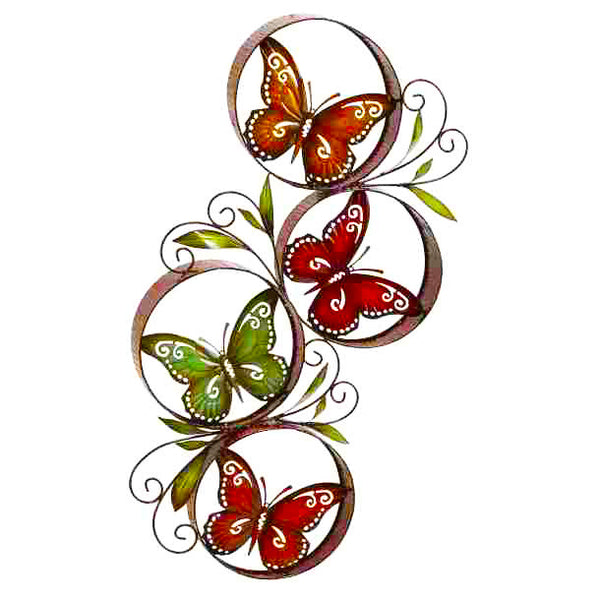 Butterfly Wall Decor 13945 | UMA Enterprises