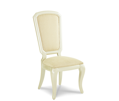 "Michael Amini Furniture Store Locations ... "" Dining Chair- Ostrich Grey - Gallery Furniture of Central Florida"