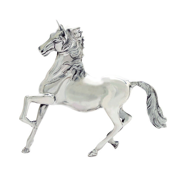 Aluminum Horse Sculpture 22261 | UMA Enterprises