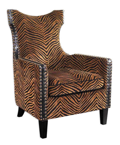 Kimoni Wing Back Chair