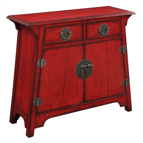 Kwai Antique Red Cabinet