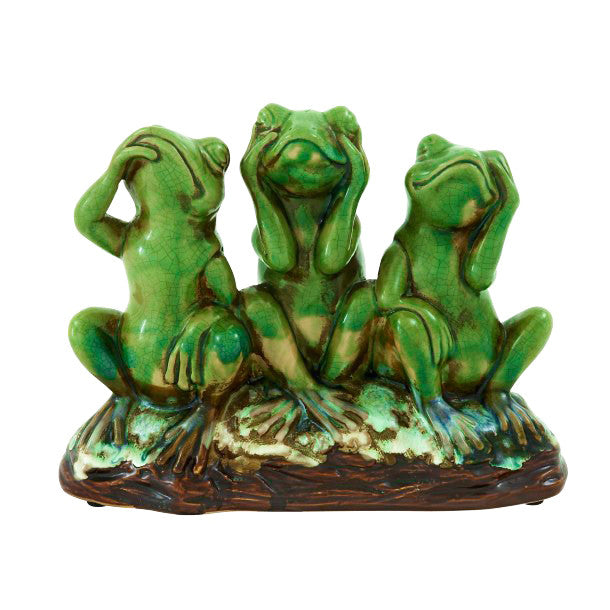 Frog Table Decor 40864 | UMA Enterprises