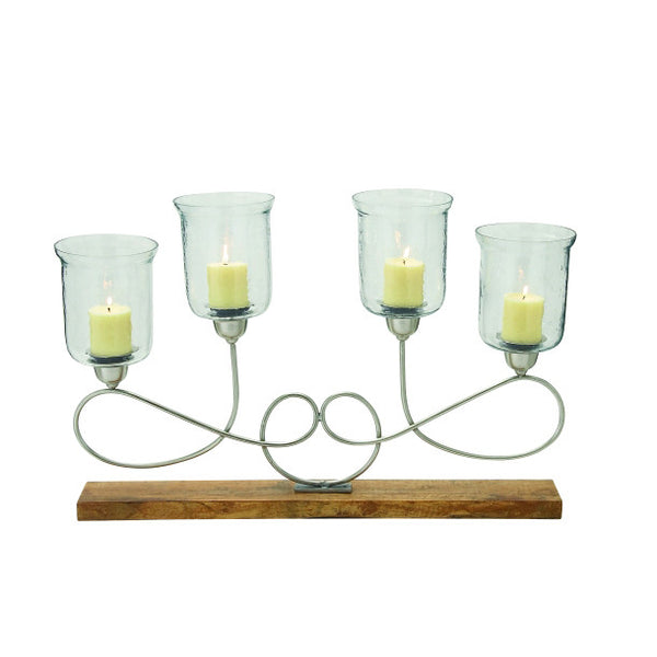 Country Candle Holders 42113 | UMA Enterprises