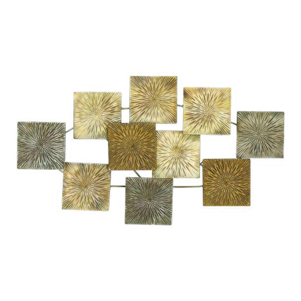 Abstract Squares Wall Decor 42585 | UMA Enterprises