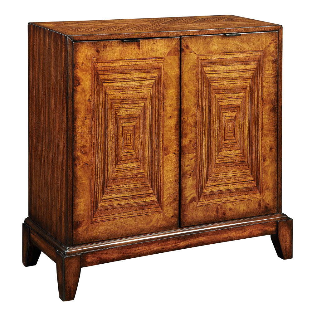 Craddock Mid Brown Cabinet