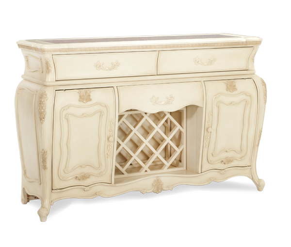 Lavelle Blanc Sideboard by Michael Amini