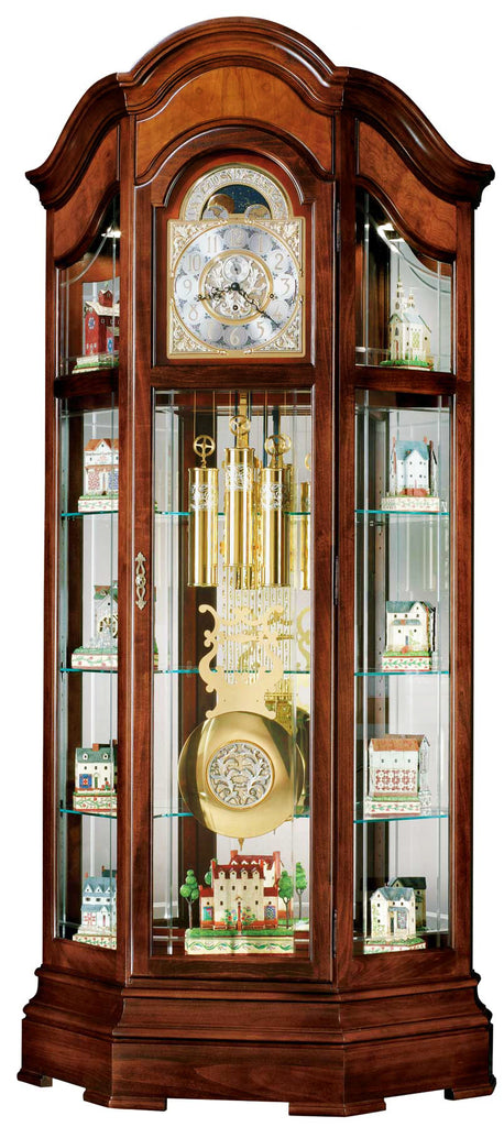 Majestic II Cherry Grandfather Clock