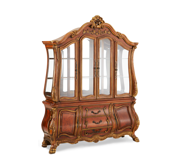 Chateau Beauvais China Cabinet.