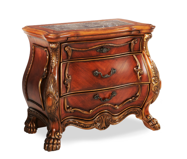 Chateau Beauvais Bedside Chest