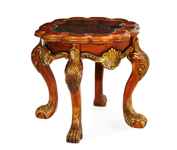 Chateau Beauvais End Table