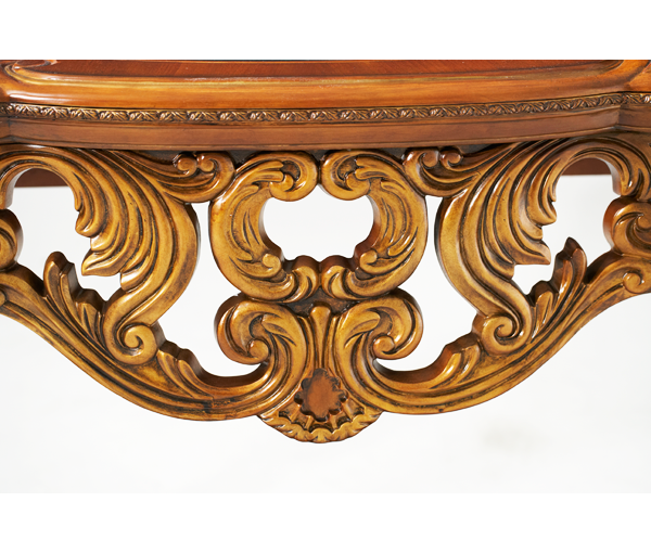 Chateau Beauvais Console Table Gallery Furniture Of