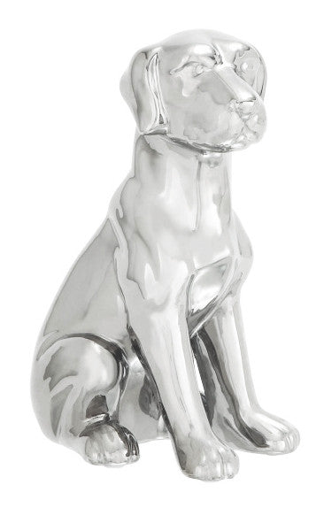Ceramic Dog Sculpture 92901 | UMA Enterprises