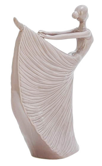 Ceramic Dancer Sculpture 96778 | UMA Enterprises