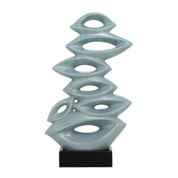 Ceramic Abstract Sculpture 96787 | UMA Enterprises