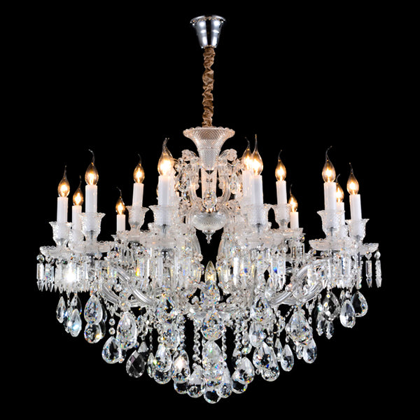 Chambord 19 Light Chandelier | AICO Michael Amini