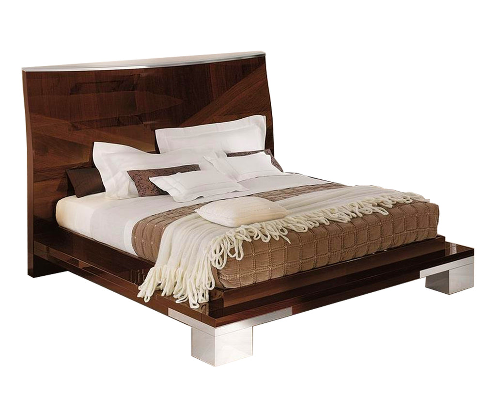 Garda Panel Bed | Made In Italy | ALF Italia