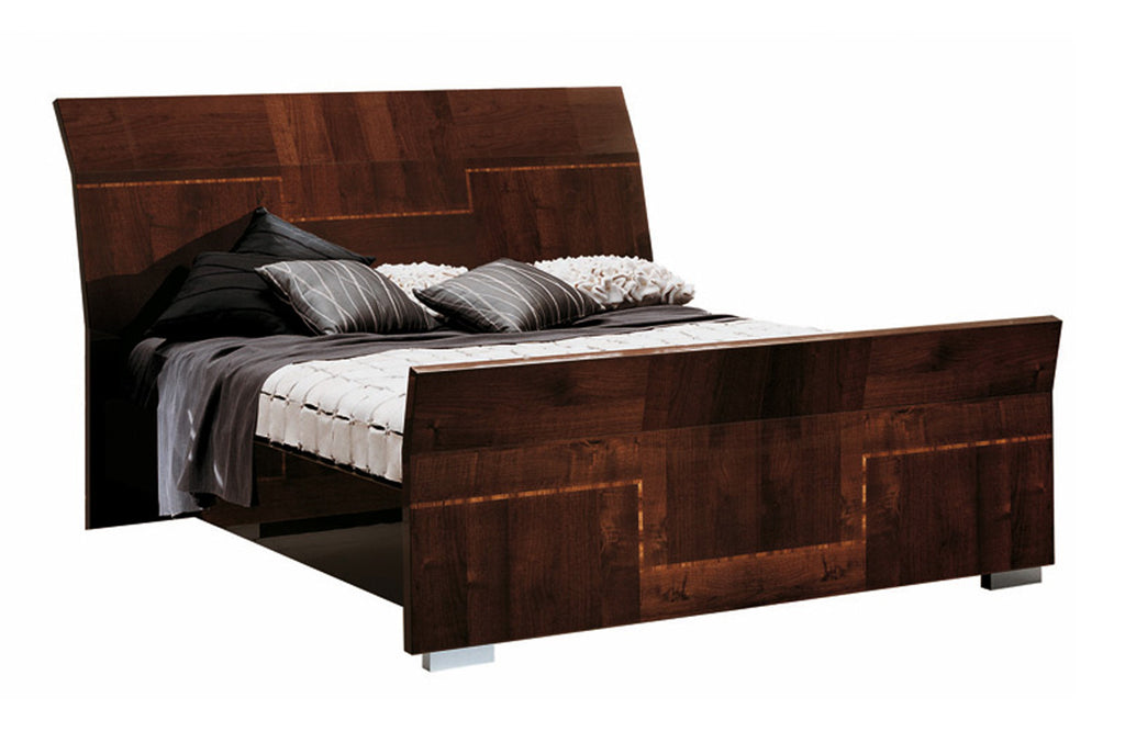 Pisa Panel Bed | Made In Italy | ALF Italia