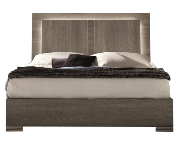Tivoli Panel Bed | Made In Italy | ALF Italia