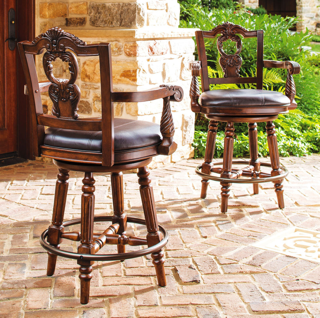North Shore Bar Height Barstool | Ashley Furniture