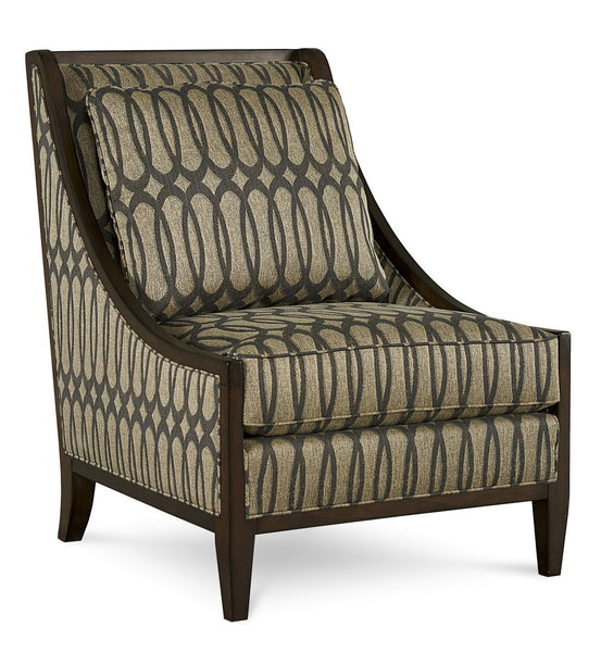 Intrigue Harper Mineral Chair by A.R.T. Furniture