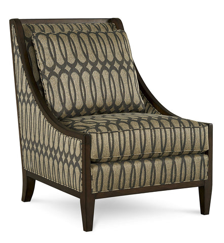 Accent Chairs Orlando  Leather and Fabric Arm Chairs - Gallery