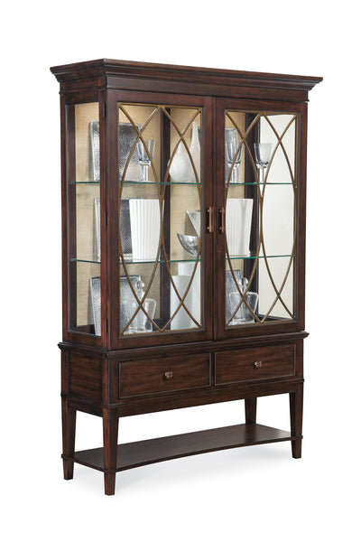 Intrigue Display China Cabinet by A.R.T. Furniture