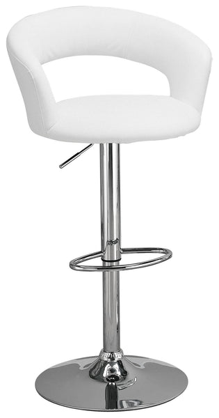 Coaster 120347 Adjustable Height Barstool | Coaster Furniture