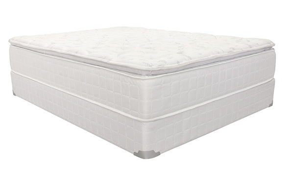Brooklawn Pillow Top Mattress - Full | Corsicana Bedding