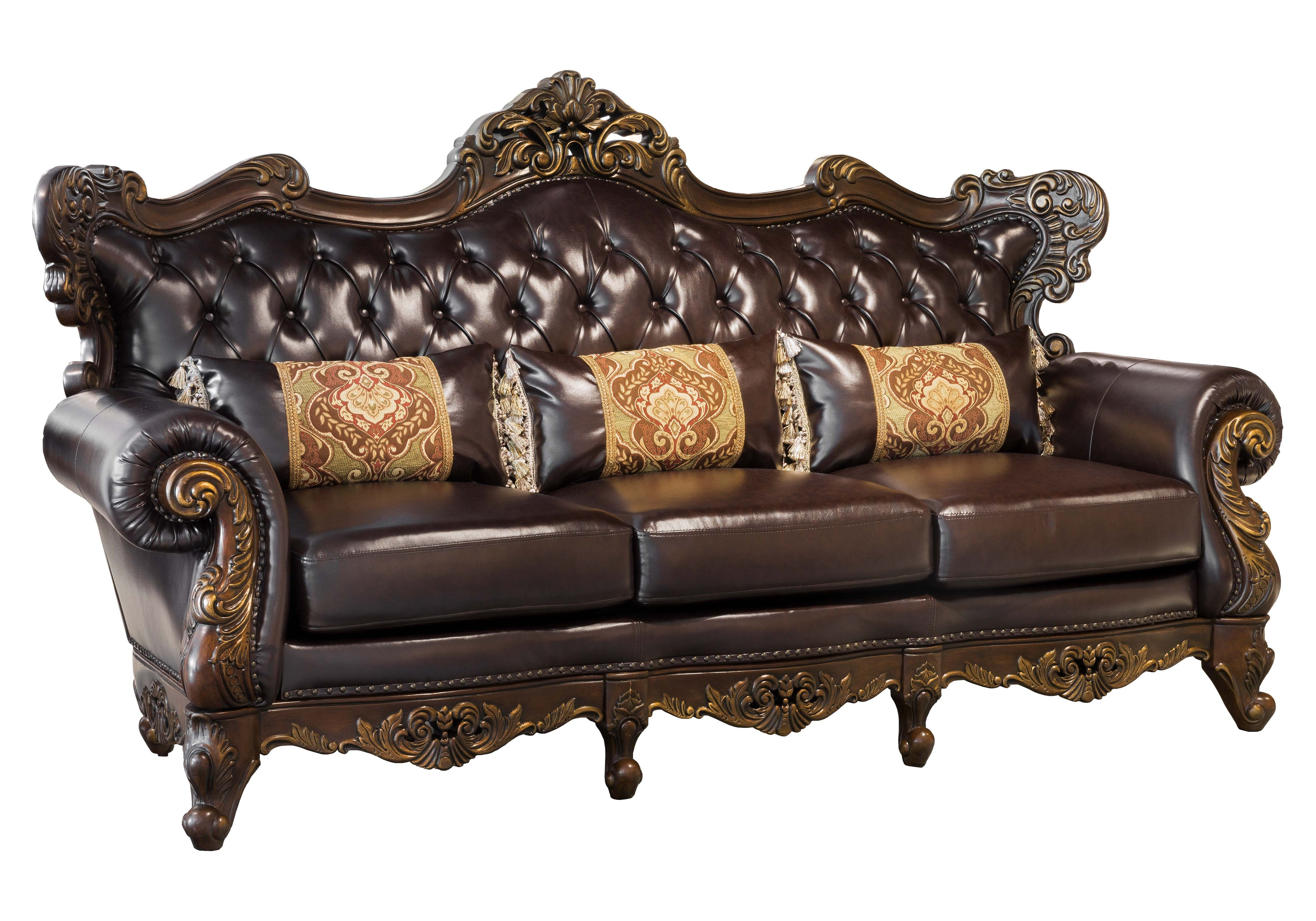 Britney Sofa - Gallery Furniture of Central Florida