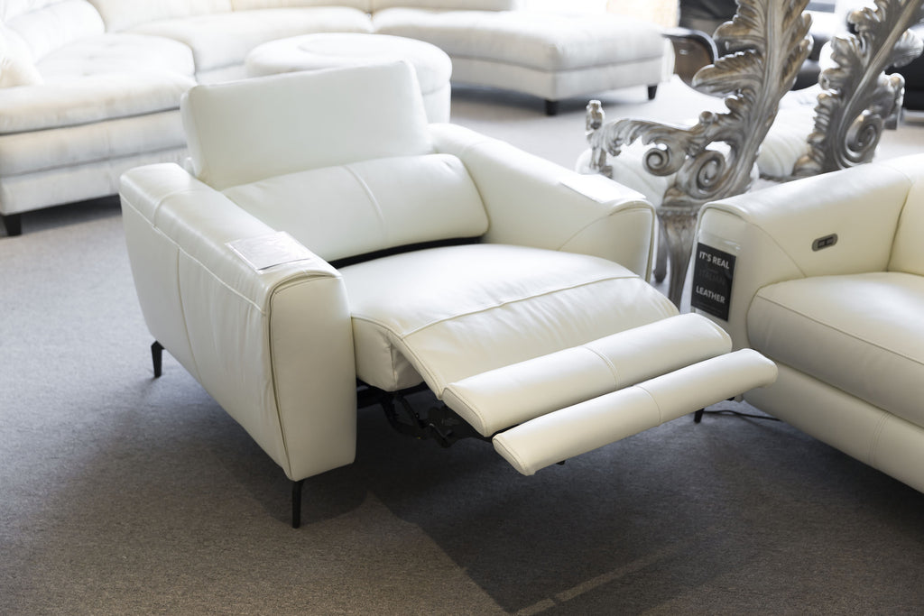 5321 Leather Reclining Chair - $1199