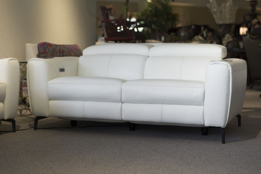 5321 Leather Reclining Loveseat