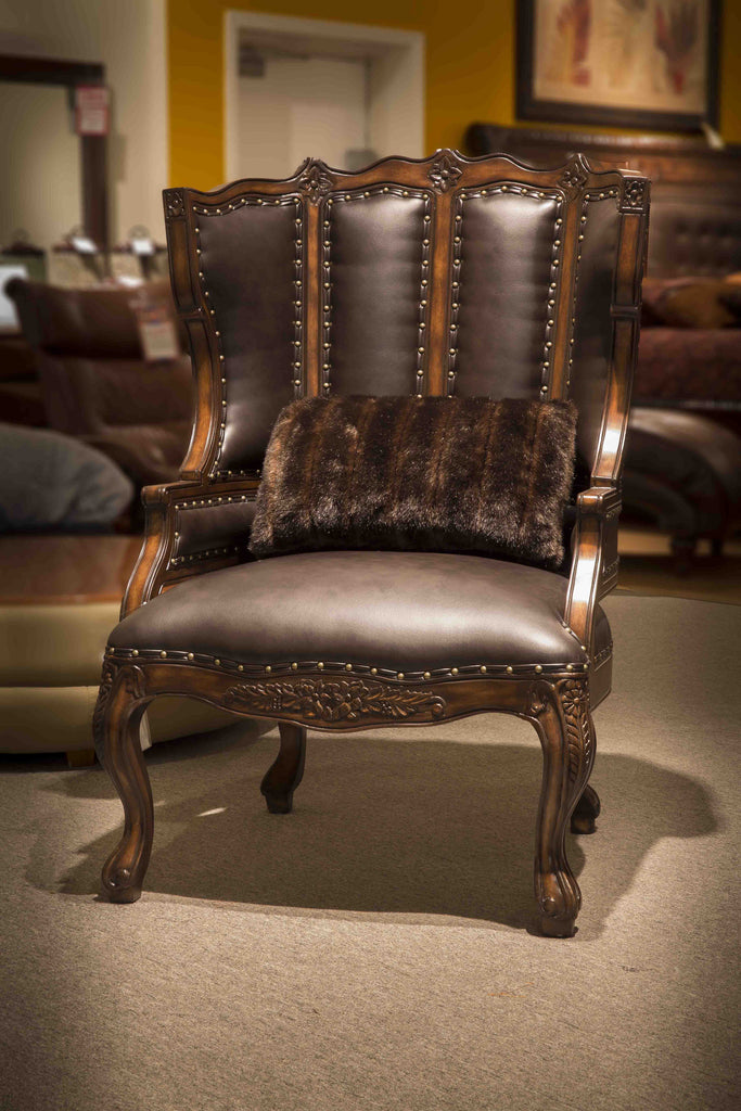 Cavalli Wing Back Chair