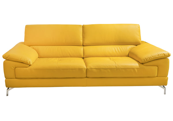 KT006 Sofa - Mustard Yellow