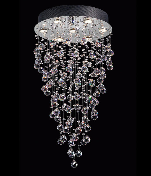 Girolamo EL-10070 7-Light Chandelier | Lite Source
