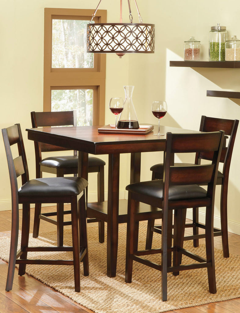 Pendleton Counter Height Dinette Set | Standard Furniture