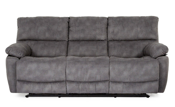 X9761M Sofa - Gray Fabric