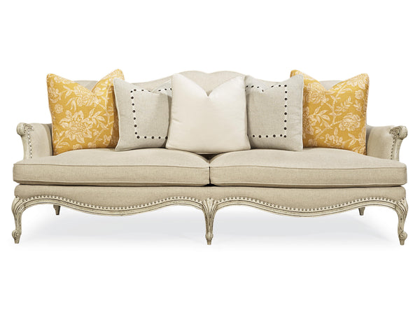 Oui-Oui Upholstered Sofa