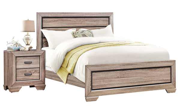 Beechnut B1904 Panel Bed | Homelegance Furnishings