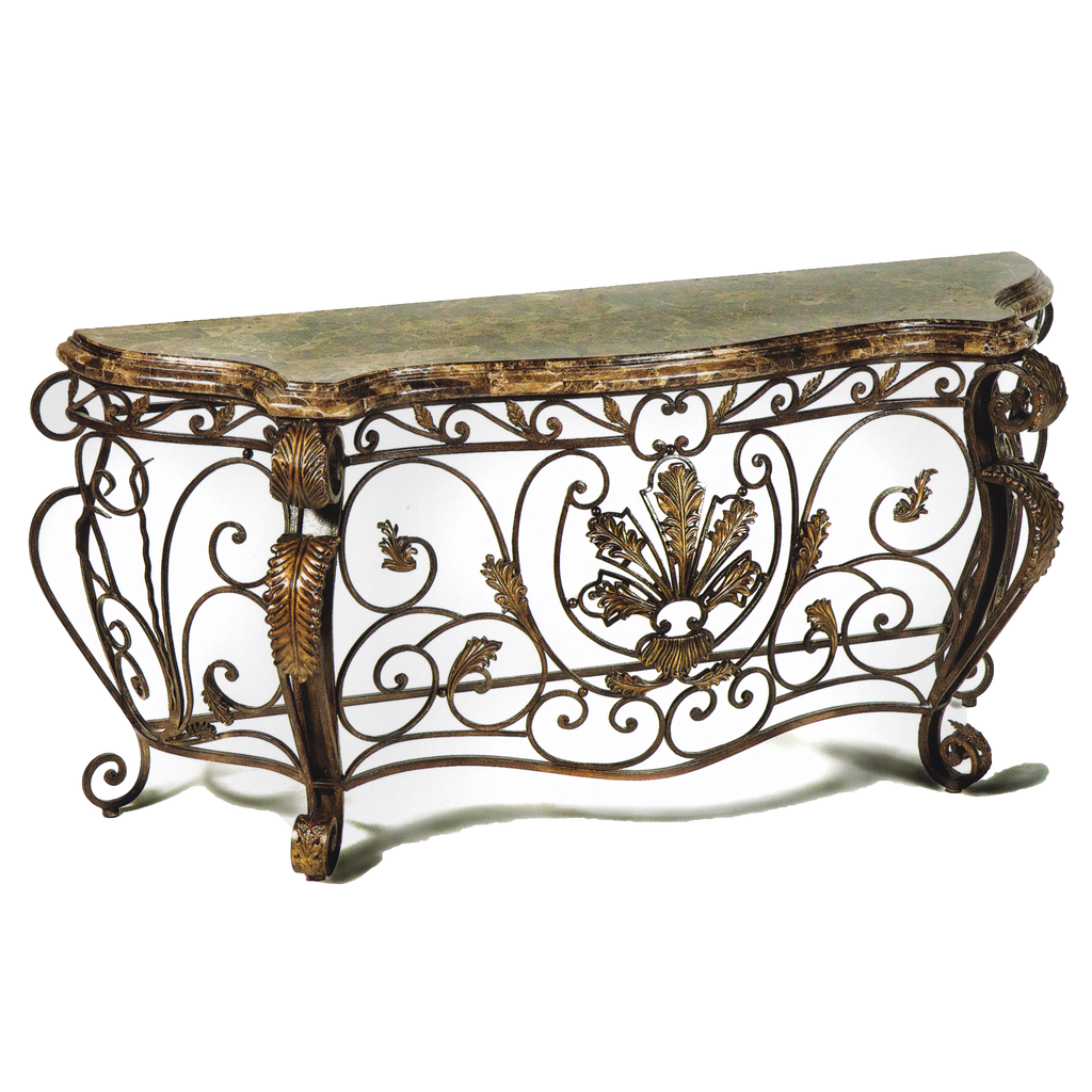 Majesty Console Table. $2399, NOW: $1999
