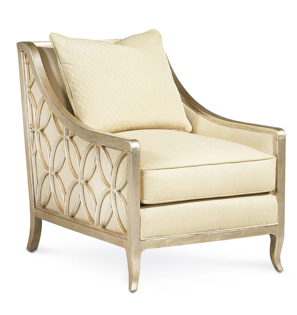 Social Butterfly Upholstered Chair