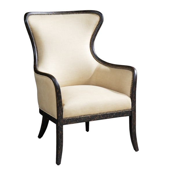 Zander Wing Back Chair