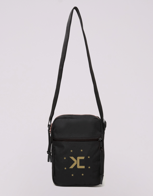 Shoulder Bag Logo Stars