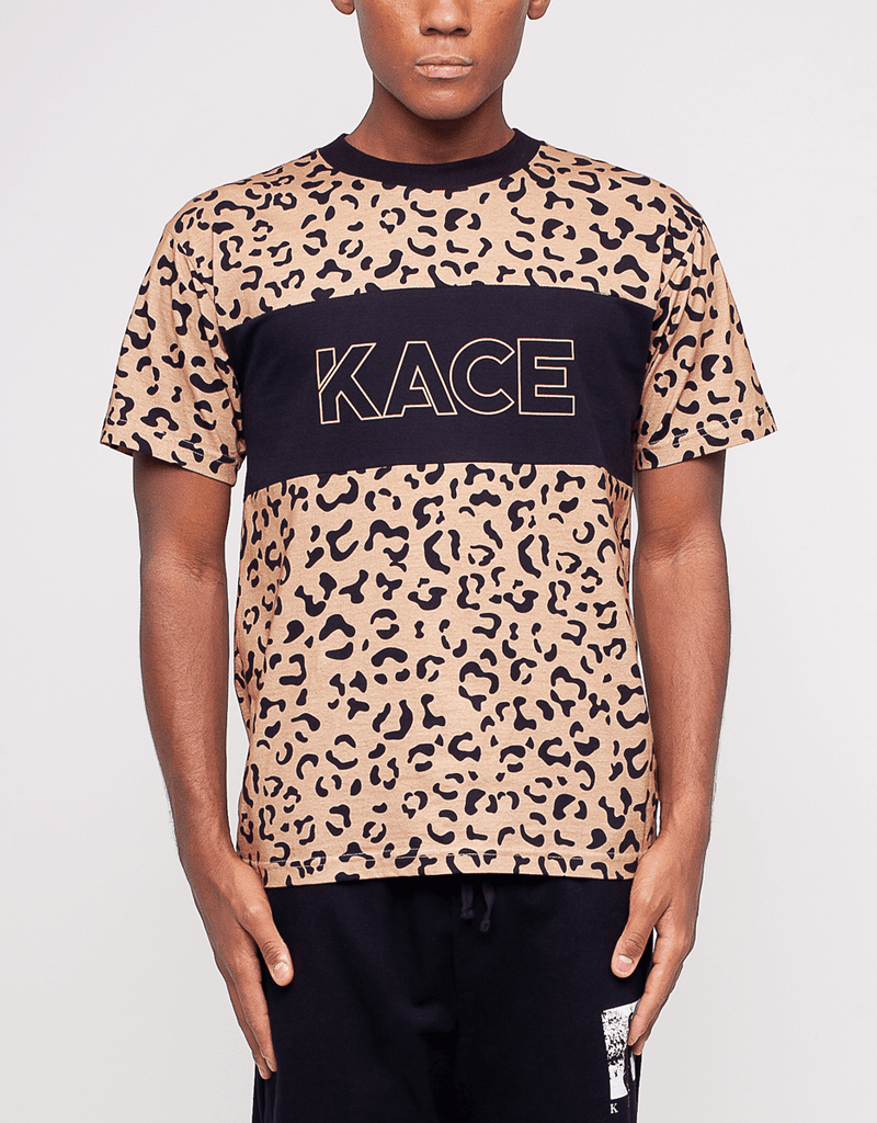 Kace Men's Print T-Shirt
