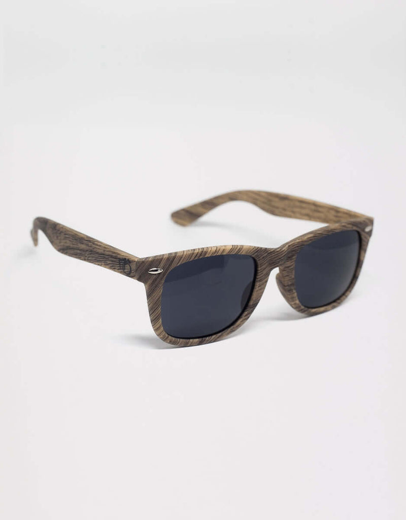 Óculos Merlin Shades Wise Timber Unisex Marrom