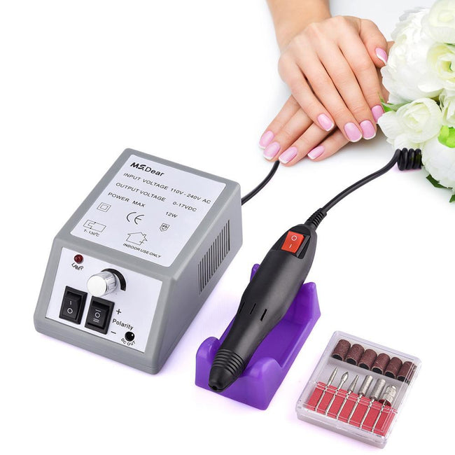 20000 RPM Professional Electric File Nail Drill-American Aura