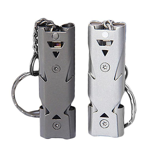 Aluminum high-frequency Keychain-American Aura